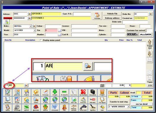 GEM-CAR software for auto repair shop | Car and fleet management