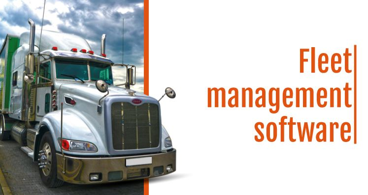 software for fleet management and heavy truck repair shop