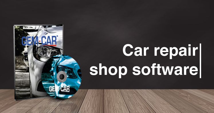 automobile shop software