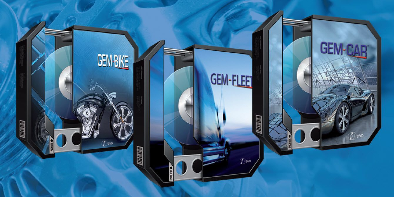 GEM-CAR, an easy to master Auto Repair Shop Software - SMS