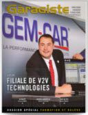 Automobile repair shop software - Recognition by The Garagist magazine in Canada